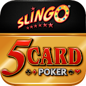 Slingo 5 Card Poker
