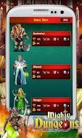 Screenshot of Mighty Dungeons
