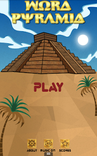 Word Pyramid Free- screenshot thumbnail