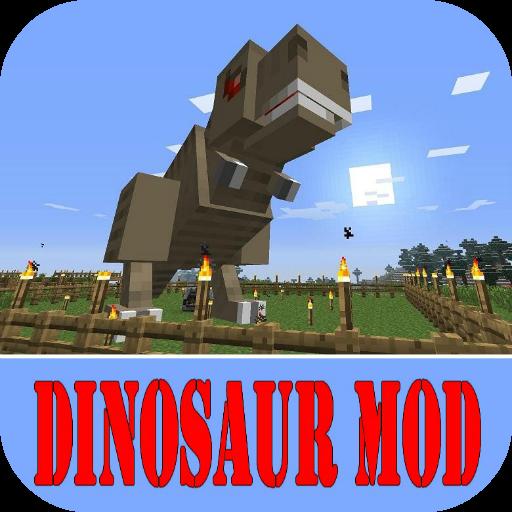 Dinosaur Mod 書籍 App LOGO-APP試玩