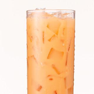 Thai-Style Iced Tea.