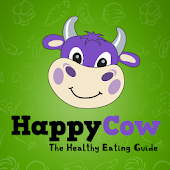 Find Vegan Restaurants & Vegetarian Food- HappyCow icon