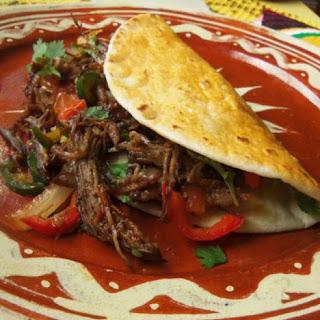 Beef Machaca