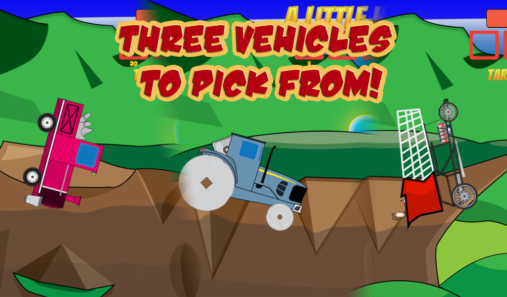 Downhill Madness: Off Road- screenshot