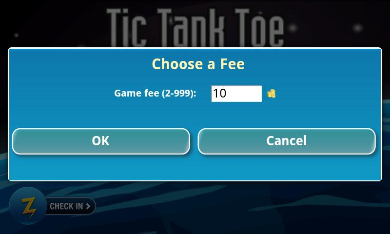 Tic Tank Toe Multiplayer - screenshot