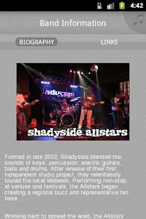 Shadyside Allstars - screenshot thumbnail