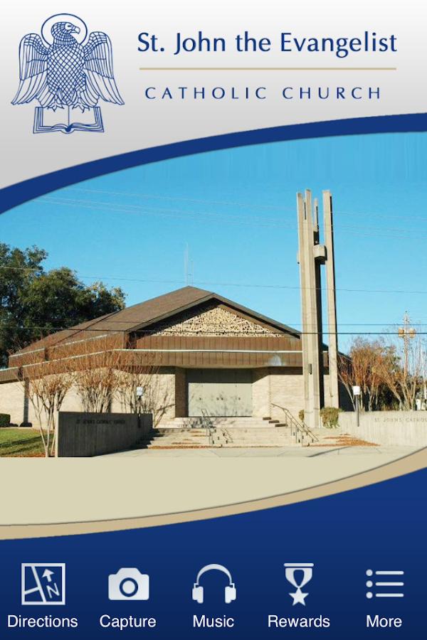 St John Evangelist Pensacola Android Apps On Google Play