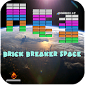 Brick Breaker Space icon