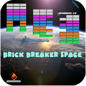 Brick Breaker Space