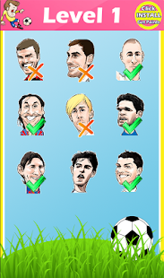 Football Player Quiz - screenshot thumbnail