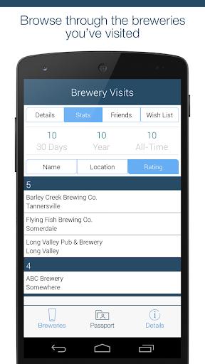 玩旅遊App|Brewery Passport - Craft Beer免費|APP試玩