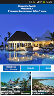 Bahia Principe Hotels- screenshot thumbnail