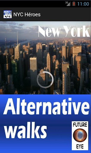 Alternative Walks - NY Heroes