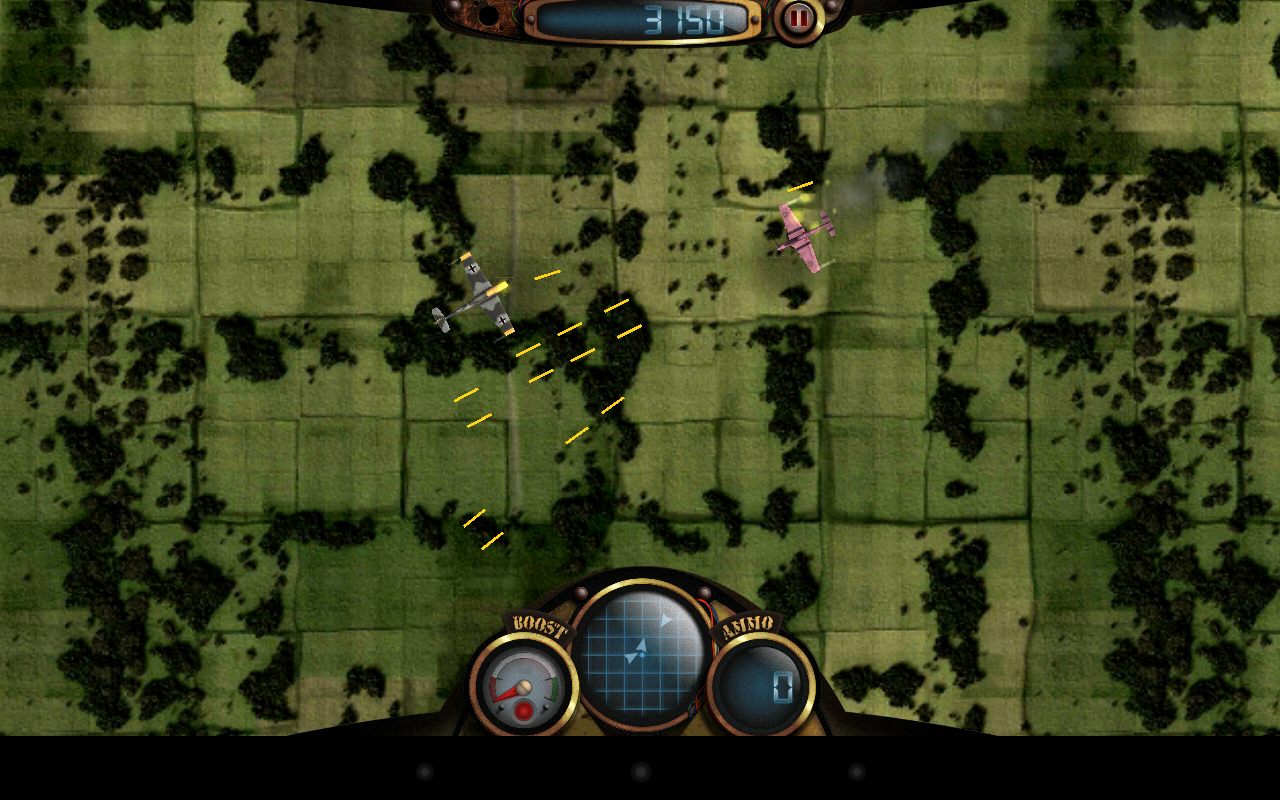 Pocket Dogfights- screenshot