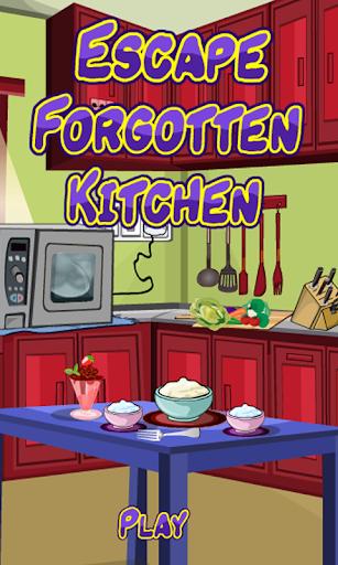 Escape Forgotten Kitchen