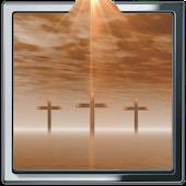 Three Crosses Live Wallpaper