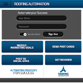 Roofing Automation