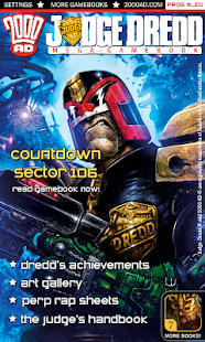 Judge Dredd: Countdown Sec 106 - screenshot thumbnail