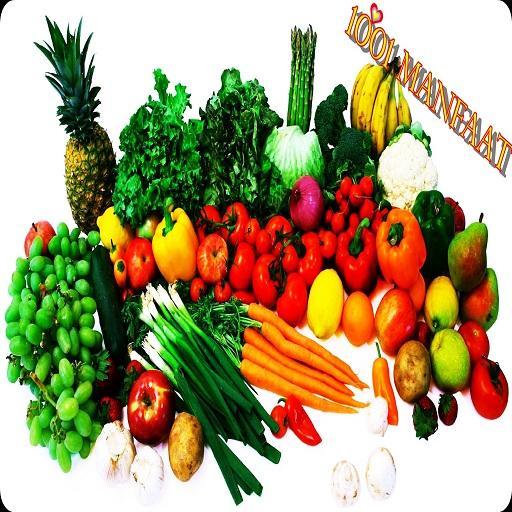 1001 Manfaat Buah Dan Sayur