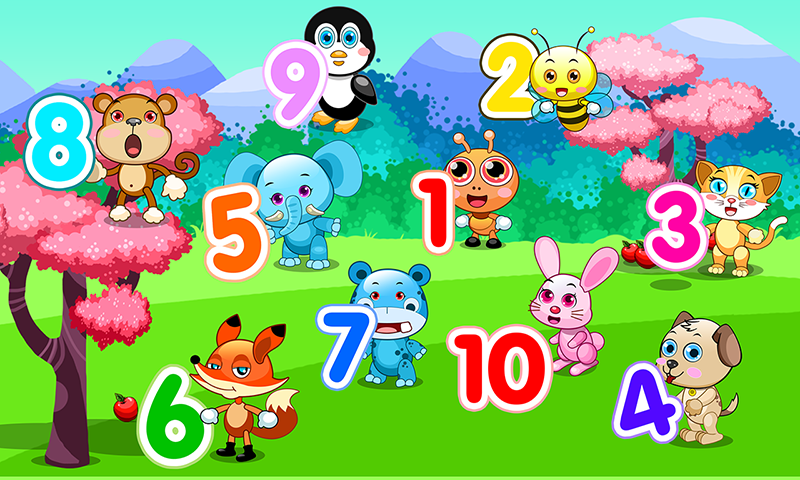 Game for kids counting 123 Revenue Download estimates Google