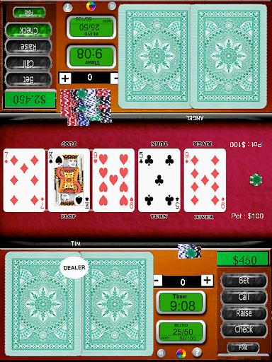 Texas Hold'em Duo Poker HD