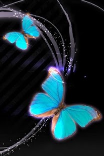 Top Butterfly wallpaper - screenshot thumbnail