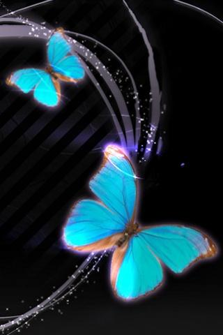 Top Butterfly wallpaper - screenshot