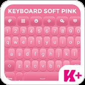 Keyboard Plus Soft Pink