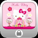 Hello Kitty Sakura Screen Lock