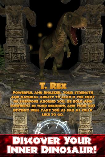 Dinosaur Fingerprint Scanner