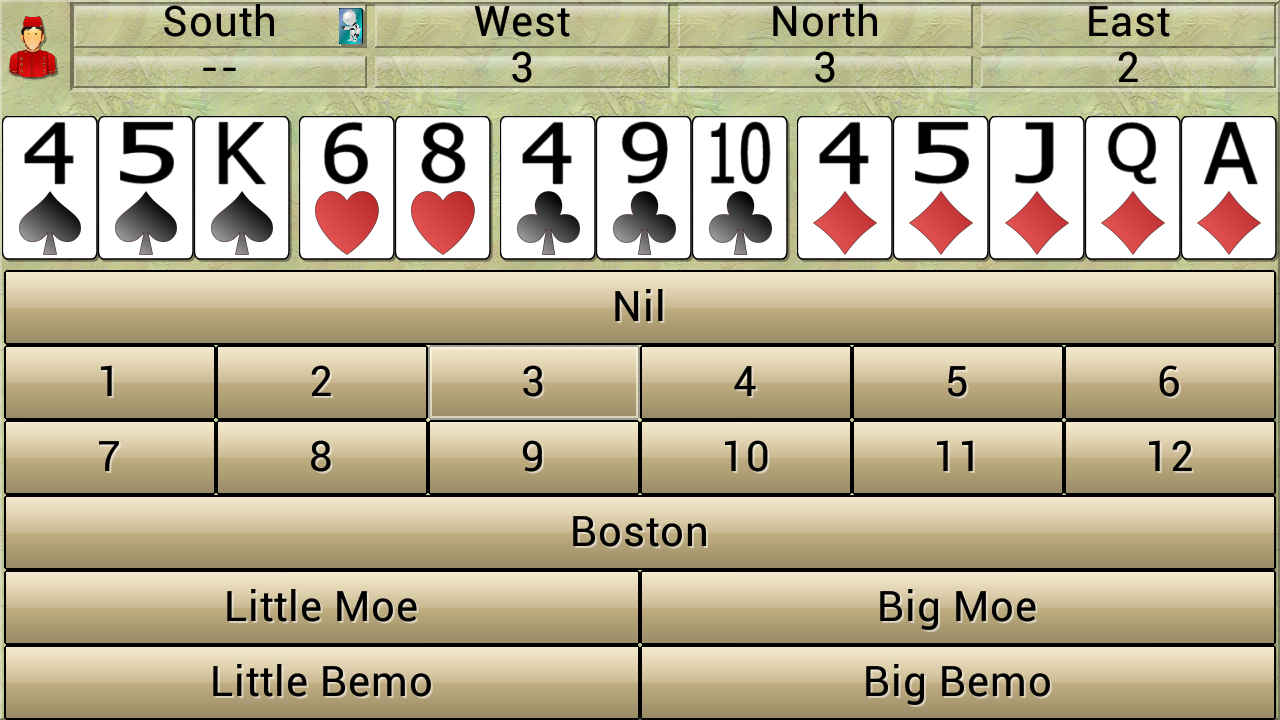Spades V - screenshot