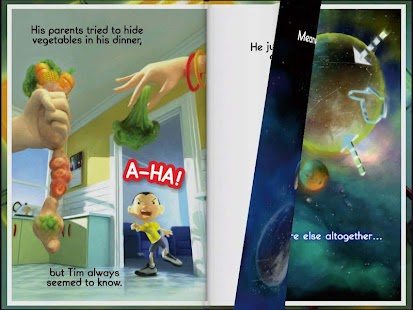 Food Fight! Children's Book - screenshot thumbnail