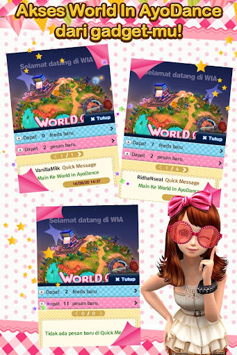 【免費休閒App】World In AyoDance-APP點子