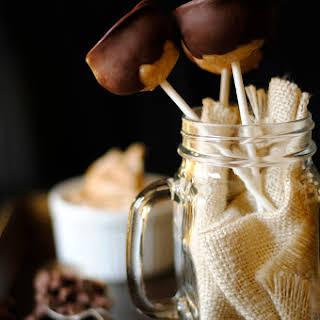 Peanut Butter Buckeyes.