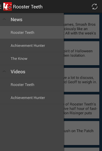 Rooster Teeth App