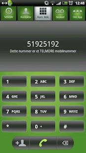 TELMORE til TELMORE- screenshot thumbnail