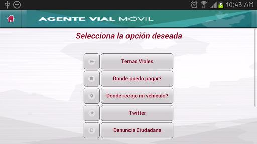 【免費交通運輸App】Agente Vial-APP點子