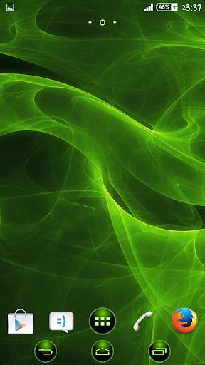 eXperiance Theme Green Smoke