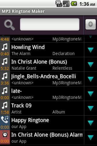 Astuce personnalisation cr er vos sons de notifications - Application couper musique ...