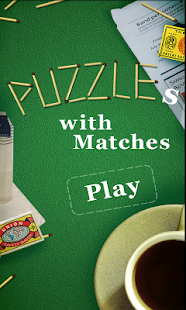 Puzzles with Matches - screenshot thumbnail