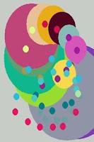 Screenshot of Finger Blobs 2
