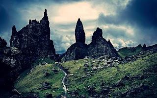 Screenshot of Landscapes Wallpapers HD
