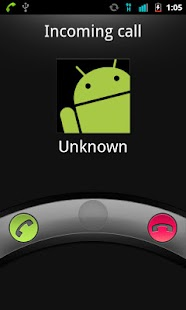 Hide Number (Caller Id)- screenshot thumbnail