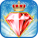 Frozen Jewels Dash icon
