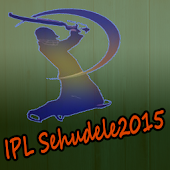 IPL Full Schedule 2015