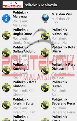 Politeknik Malaysia