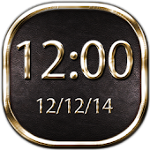 Luxury Clock Widget
