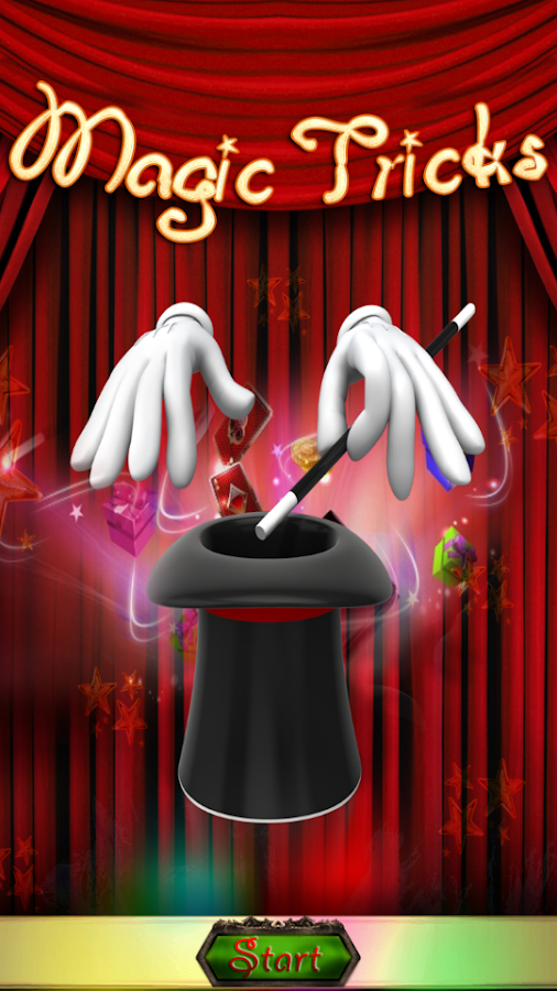 Magic Tricks- screenshot