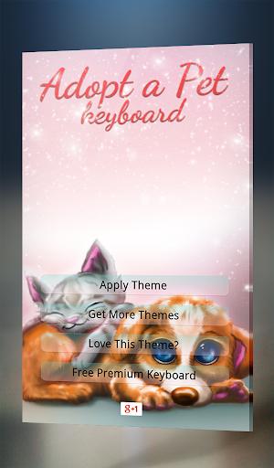 Adopt a pet keyboard