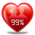 Love calculator icon